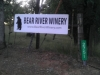 Bear River Winery Front Sign